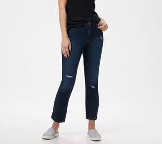 Denim & Co. Studio by Tall Classic Denim Ankle Jeans - Indigo