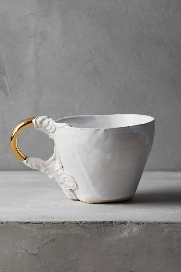 Irit Goldberg Amarna Cup & Saucer