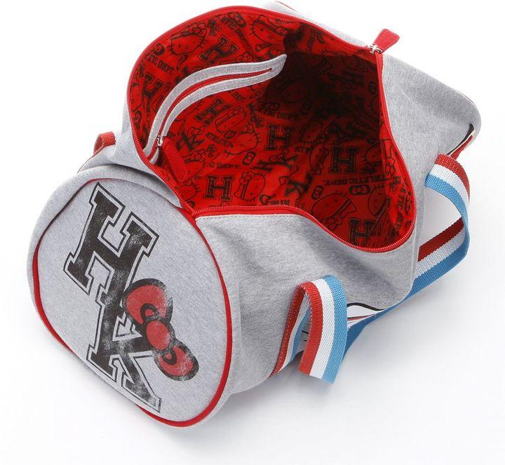 Hello Kitty gym duffel bag
