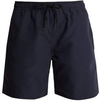 Saturdays NYC Timothy Swim Shorts - Mens - Navy