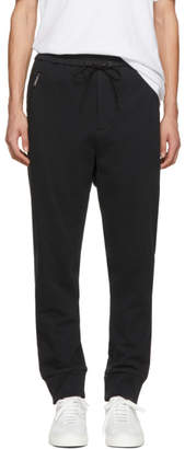 3.1 Phillip Lim Black Trapunto Lounge Pants