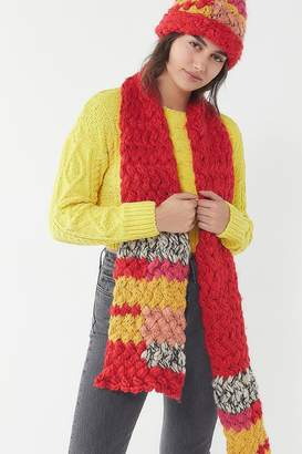Urban Outfitters Craft Knit Scarf