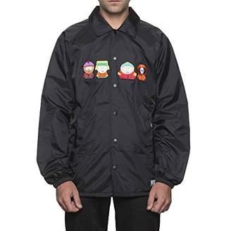 HUF Men's SP Kids Coaches Jacket