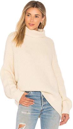 Free People Swim Too Deep Pullover Sweater