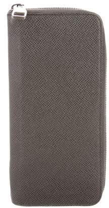Louis Vuitton Taiga Zippy Vertical Wallet