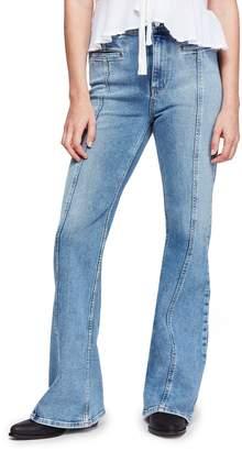 Free People Firecracker Flare Jeans