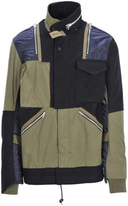 Sacai Phield Jacket Bicolor