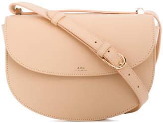 A.P.C. saddle crossbody bag
