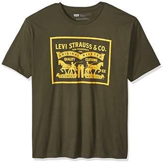 Levi's Men's Big and Tall Barree T-Shirt