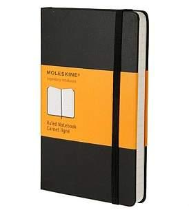 Moleskine Classic Hardcover Ruled Notebook Large