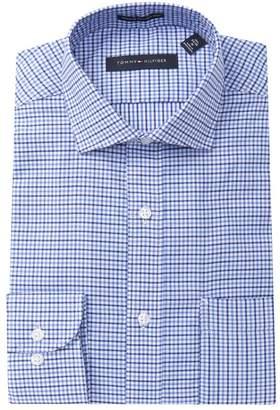 Tommy Hilfiger Twill Regular Fit Dress Shirt
