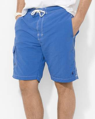 Polo Ralph Lauren Kailua Swim Trunks $65 thestylecure.com