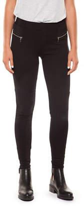 Dex Slim-Fit Zip Pants