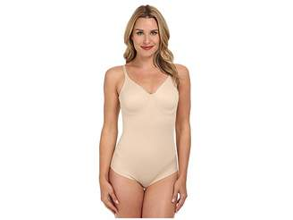 Miraclesuit Shapewear Extra Firm Comfort Leg Smooth Molded Cup Bodybriefer