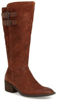 Børn Basil Knee High Boot (Wide Calf)