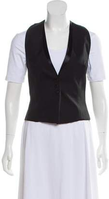 Balenciaga Wool Casual Vest