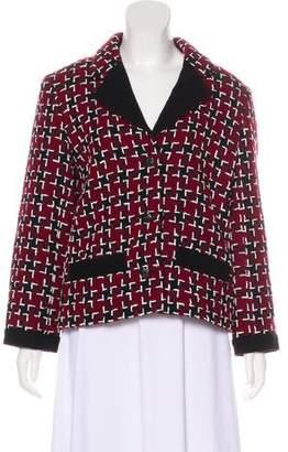 Chanel Wool Fantasy Tweed Blazer