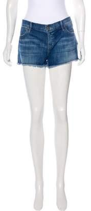 Citizens of Humanity Denim Mini Shorts