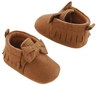 Carter's Baby Girl Soft Sole Moccasin