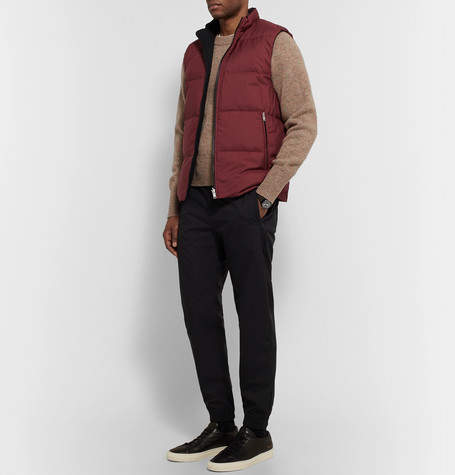 Theory Reversible Quilted Shell Gilet