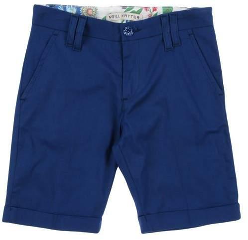 NEILL KATTER Bermuda shorts