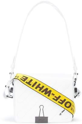 Off-White bulldog clip crossbody