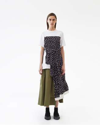 3.1 Phillip Lim Tiered Panel T-Shirt