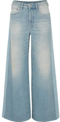 MM6 MAISON MARGIELA High-rise Wide-leg Jeans