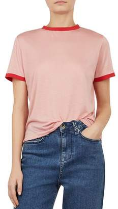 4ef77f33891336 Ted Baker Colour by Numbers Riola Ringer Tee