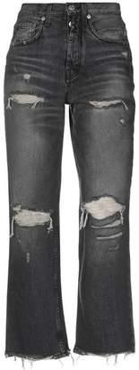ADAPTATION Denim trousers