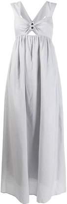 Marysia Swim sleeveless flared dress