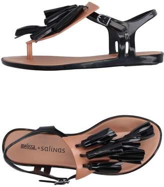 Salinas MELISSA + Toe strap sandals