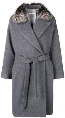 Peserico belted coat