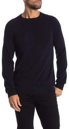 Vince Crew Neck Wool & Cashmere Sweater