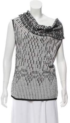 Roland Mouret Knit Sleeveless Top