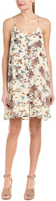 Patrons Of Peace Printed Shift Dress