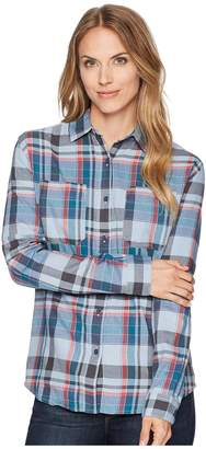 The North Face Long Sleeve Castleton Shirt Women's Long Sleeve Button Up
