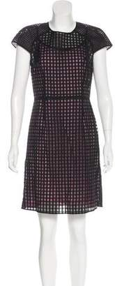 Sonia Rykiel Sonia by Cap Sleeve Mini Dress