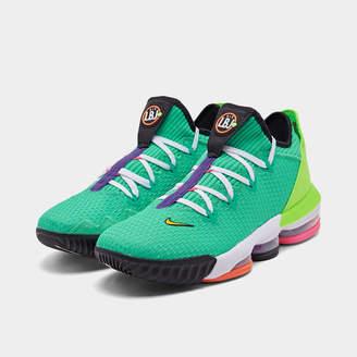 Nike Men's LeBron 16 Low Basketball Shoes