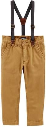 Osh Kosh Oshkosh Bgosh Baby Boy Suspender Pants