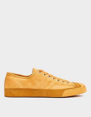 Converse Jack Purcell Burnished Ox Sneaker in Melon Baller