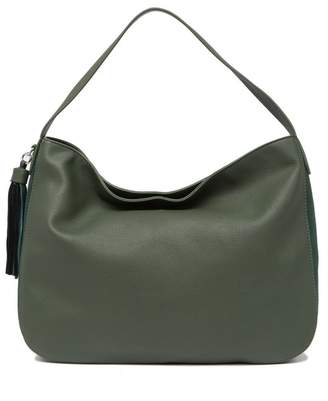 French Connection Linnet Contrast Hobo Bag