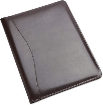 Royce Leather Executive Writing Padfolio and Document Organizer