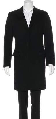Dolce & Gabbana Virgin Wool Overcoat