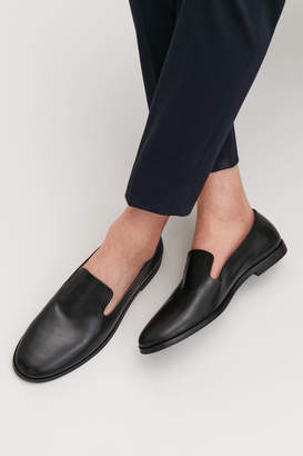 Cos LEATHER SLIP-ON SHOES