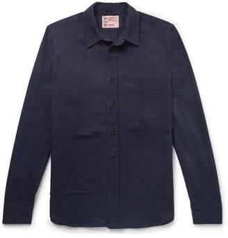 Aspesi Cotton-Twill Shirt