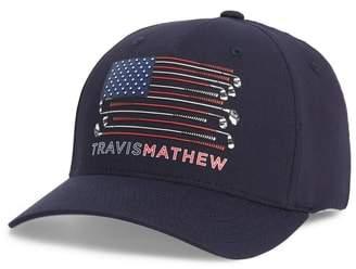 Travis Mathew Fitzjohn Baseball Cap