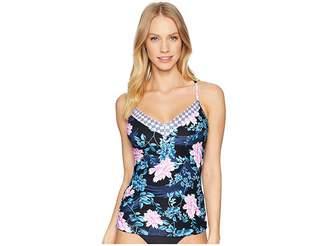 Seafolly Moonflower Sweetheart Singlet Tankini Women's Swimwear
