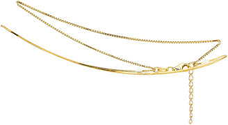Argentovivo Double Chain Anklet