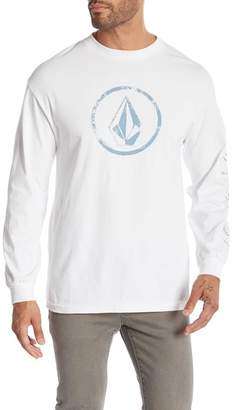Volcom Lino Stone Long Sleeve Tee Shirt